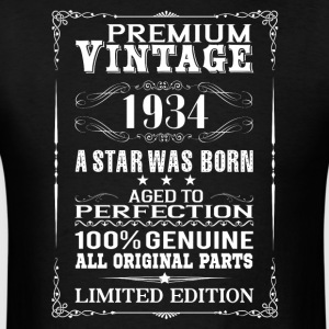 PREMIUM VINTAGE 1934 Hoodies - Men's T-Shirt