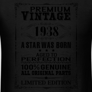 PREMIUM VINTAGE 1938 Long Sleeve Shirts - Men's T-Shirt