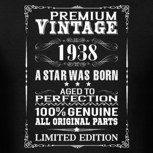 PREMIUM VINTAGE 1938 Hoodies - Men's T-Shirt