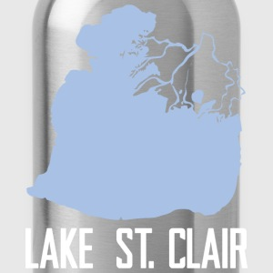 Michigan Lake St. Clair T-Shirts - Water Bottle