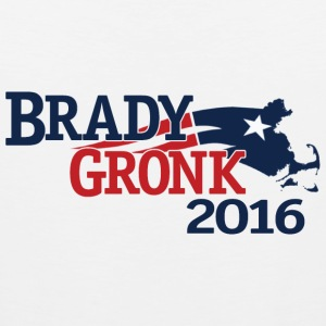Brady 2016 Election Kids' Shirts - Men's Premium Tank