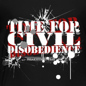 civil disobedience Kids' Shirts - Toddler Premium T-Shirt