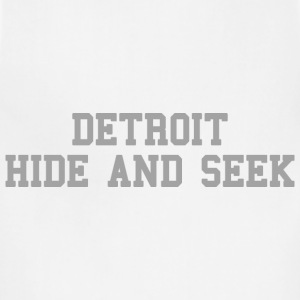 Detroit Hide and Seek Women's T-Shirts - Adjustable Apron