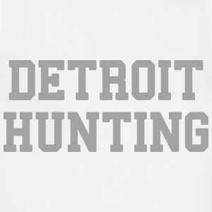 Detroit Hunting Long Sleeve Shirts - Adjustable Apron
