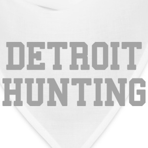 Detroit Hunting Long Sleeve Shirts - Bandana