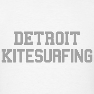 Detroit Kitesurfing Long Sleeve Shirts - Men's T-Shirt