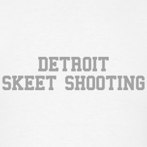 Detroit Skeet Shooting Hoodies - Men's T-Shirt