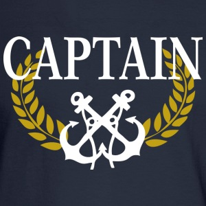 Captain - Men's Long Sleeve T-Shirt