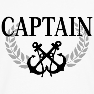 Captain - Men's Premium Long Sleeve T-Shirt