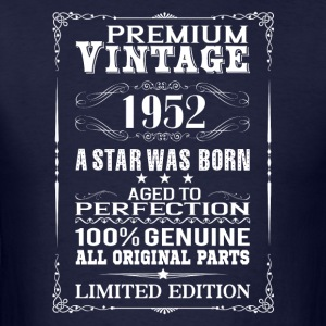 PREMIUM VINTAGE 1952 Hoodies - Men's T-Shirt