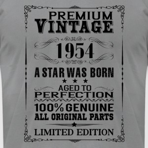 PREMIUM VINTAGE 1954 Long Sleeve Shirts - Men's T-Shirt by American Apparel