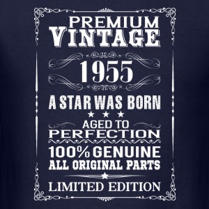 PREMIUM VINTAGE 1955 Long Sleeve Shirts - Men's T-Shirt