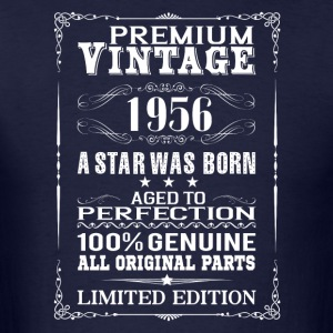 PREMIUM VINTAGE 1956 Hoodies - Men's T-Shirt