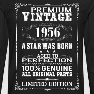 PREMIUM VINTAGE 1956 Women's T-Shirts - Men's Premium Long Sleeve T-Shirt