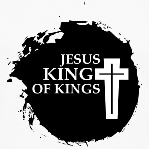 Jesus King Of Kings T-Shirts - Men's Premium Long Sleeve T-Shirt