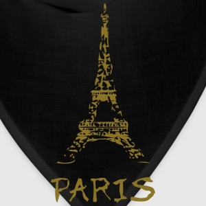 paris t-shirt - Bandana