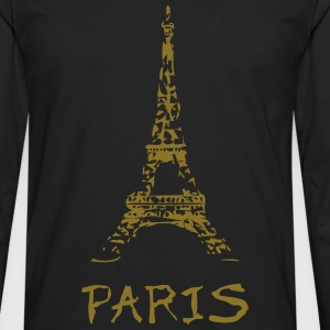 paris t-shirt - Men's Premium Long Sleeve T-Shirt