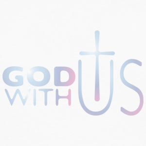 God with us T-Shirts - Men's Premium Long Sleeve T-Shirt