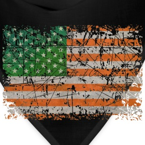 Irish States Of America T-Shirts - Bandana