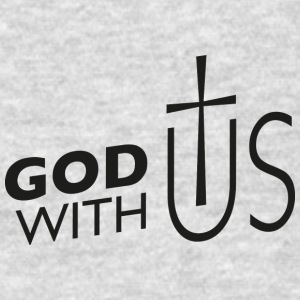 God with us Tanks - Men's T-Shirt