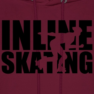 Inline skating Kids' Shirts - Men's Hoodie