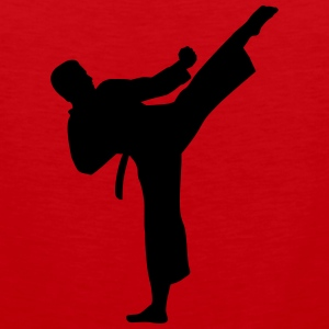 Karate Kids' Shirts - Men's Premium Tank