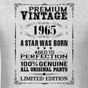 PREMIUM VINTAGE 1965 Hoodies - Men's T-Shirt