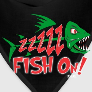 Fish On! T-Shirts - Bandana