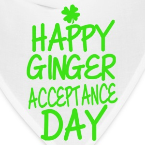 Happy Ginger Acceptance Day - Bandana
