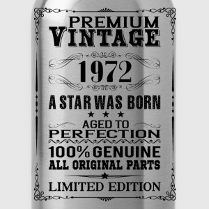 PREMIUM VINTAGE 1972 Women's T-Shirts - Water Bottle