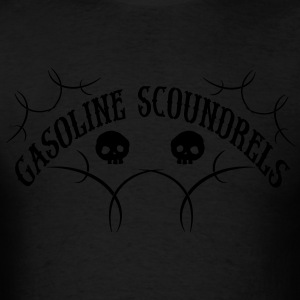Gasoline Scoundrels Hoodies - Men's T-Shirt