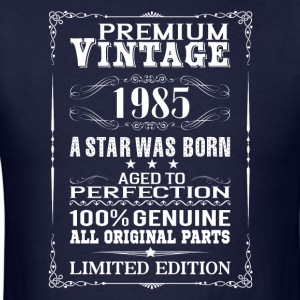 PREMIUM VINTAGE 1985 Hoodies - Men's T-Shirt