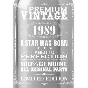 PREMIUM VINTAGE 1989 Women's T-Shirts - Water Bottle