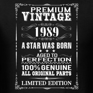 PREMIUM VINTAGE 1989 Hoodies - Men's T-Shirt