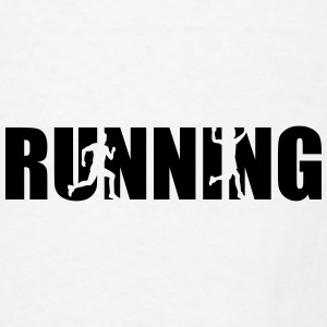 Running Mugs & Drinkware - Men's T-Shirt