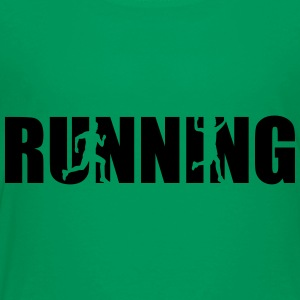 Running Kids' Shirts - Toddler Premium T-Shirt