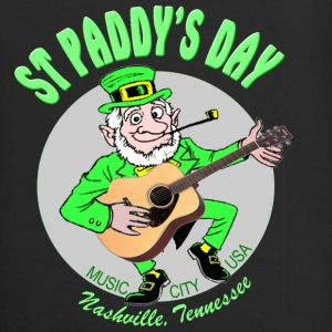 Nashville St Paddy's Day Zip Hoodies & Jackets - Contrast Hoodie