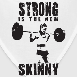 Strong Is The New Skinny Tanks - Bandana