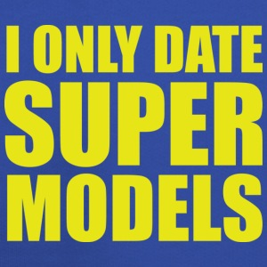 I Only Date Super Models - Kids' Premium Hoodie