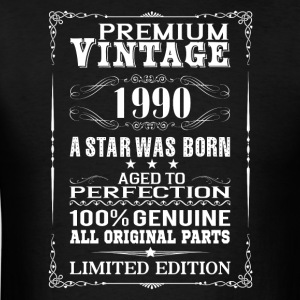 PREMIUM VINTAGE 1990 Hoodies - Men's T-Shirt