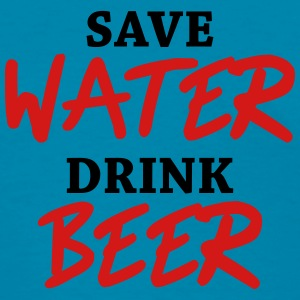 Save water, drink beer Tanks - Women's T-Shirt