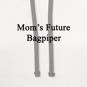 moms_future_bagpiper T-Shirts - Contrast Hoodie