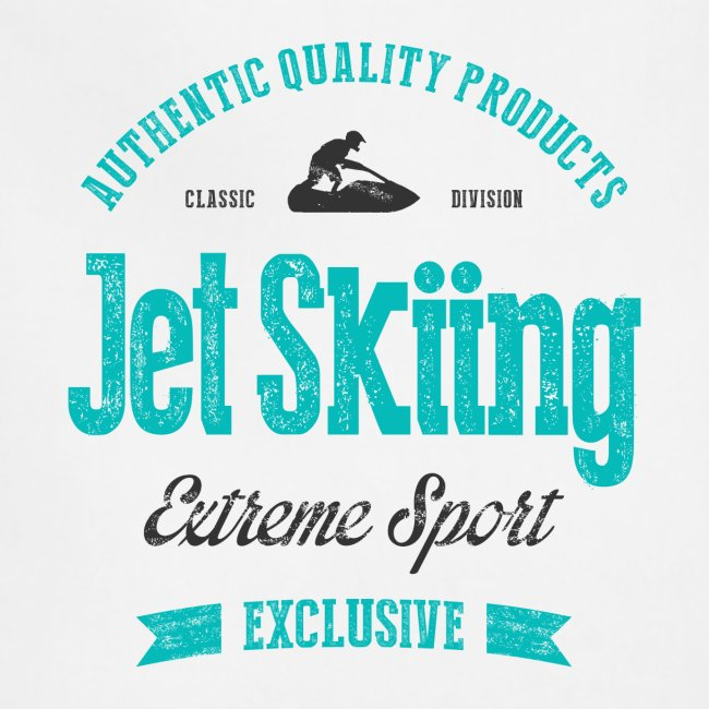 Jet Skiing Extreme Sport t-shirt