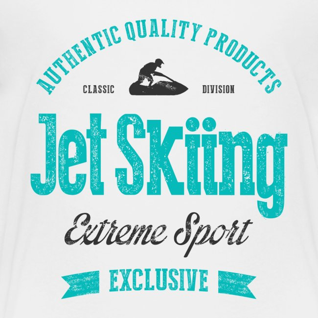 Jet Skiing Extreme Sport t-shirt