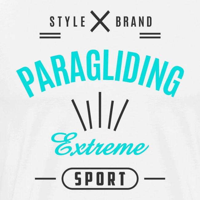 Paragliding Extreme Sport T-shirt