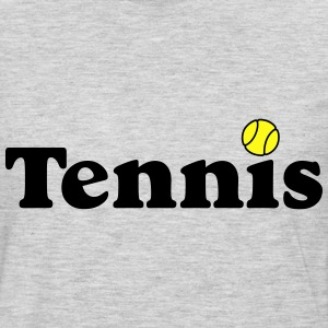 Tennis T-Shirts - Men's Premium Long Sleeve T-Shirt