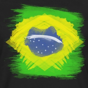 Brazil Flag Brasilian Rio T-Shirts - Men's Premium Long Sleeve T-Shirt