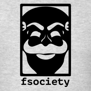 F-Society Mr Robot fsociety Tank Tops - Men's T-Shirt