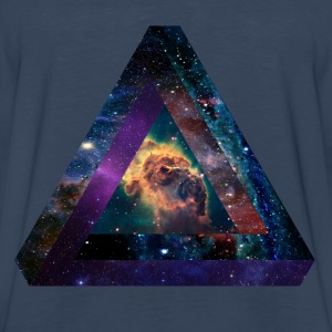 Time and Space - Women - Men's Premium Long Sleeve T-Shirt