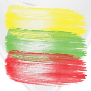 lithuania flag lithuanian Kids' Shirts - Bandana